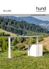 M-Line Broschüre